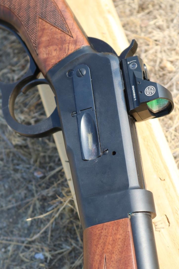 Big Horn Armory Model 89: A John Wayne Gun for the Modern