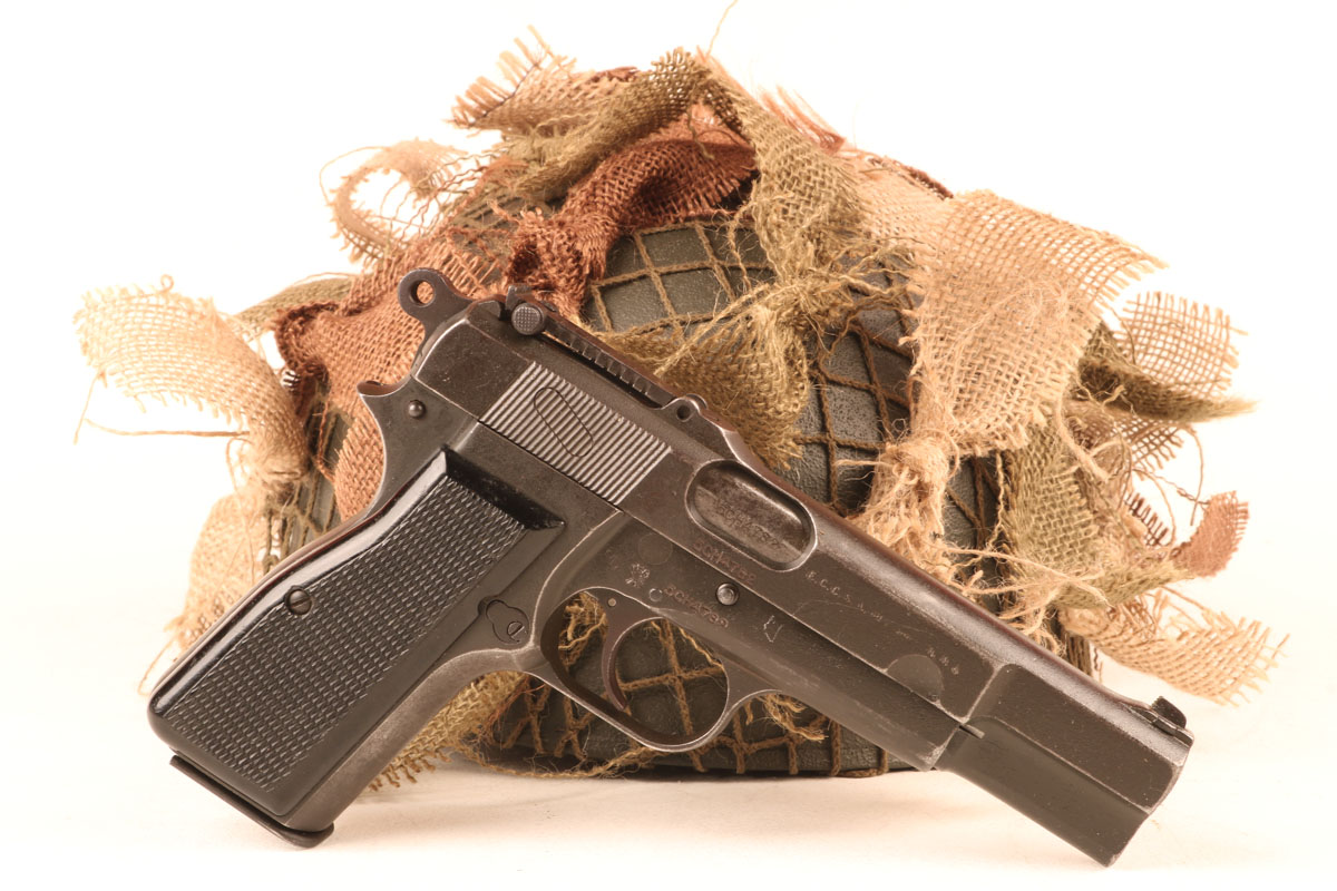 The Browning Hi Power: The Superlative WWII Combat Handgun That Played Both Sides