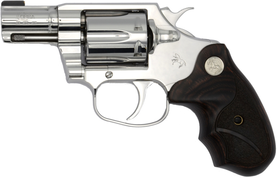 Colt Launching New High-Polish Bright Cobra