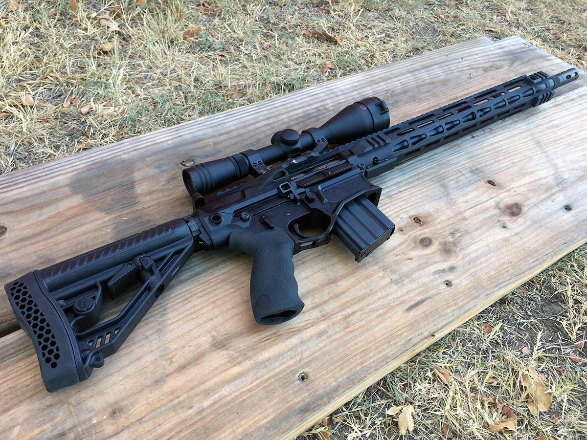 Big Horn Armory AR500: 3,700 ft-lbs of Big Bore Record-Breaking Awesomeness (Full Review)
