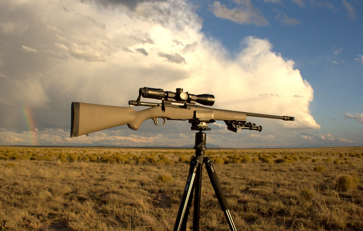 Upgrading the Mossberg Patriot Predator with a Boyds Pro Varmint Stock