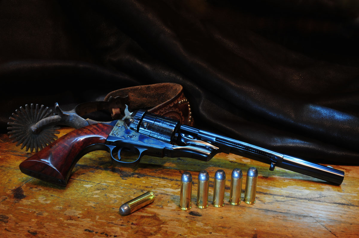 1860 Richards Transition Model Sixgun
