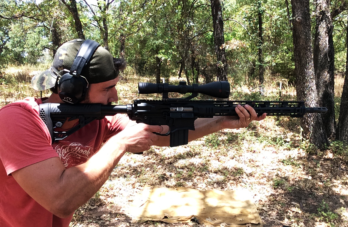 Big Horn Armory AR500: 3,700 ft-lbs of Big Bore Record