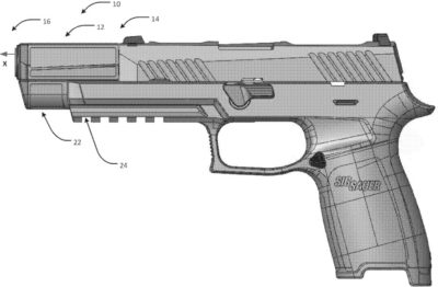 sig sauer working on p320 with integral hold out suppressor