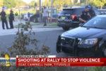 Armed Bystander Stops Gun-Wielding Madman Firing into Crowds of Kids