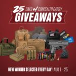 Springfield Celebrating Launch of XD-S Mod.2 with 25-Days of CCW Giveaways! Enter Now!