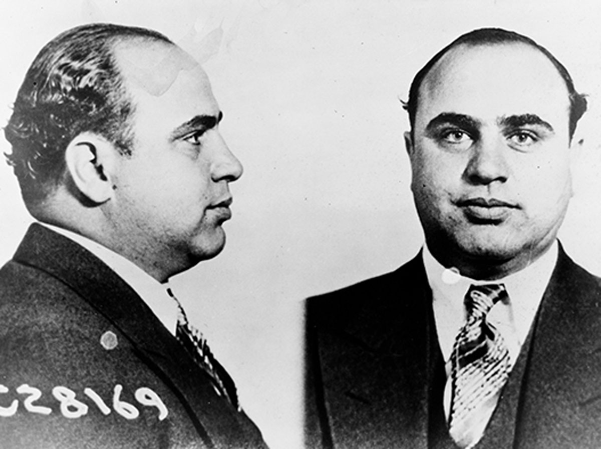 The Guns of the St. Valentine's Day Massacre: Al Capone Gets Away with Murder