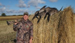 Honkers in The Chilly Morning: Goose Hunting in Central Manitoba