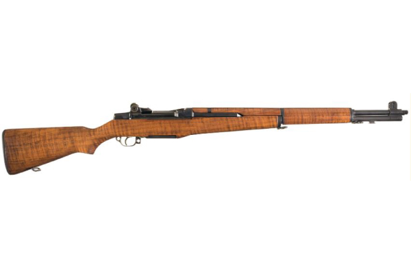 John C. Garand's Personal M1 Garand Auctions for $287,500