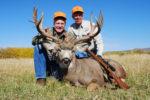 Looking for Big Mule Deer