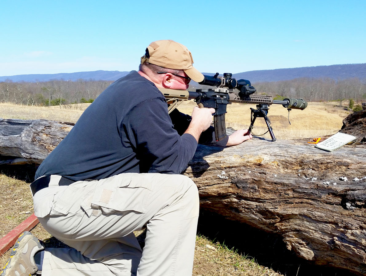 Peewee Precision Rifles: .22 Trainers for PRC Practice
