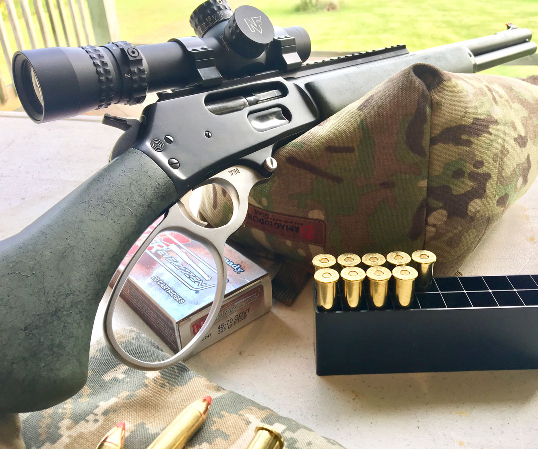 Maximizing Your Marlin Lever Gun
