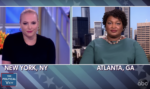 The View's Meghan McCain Grills Georgia Gubernatorial Candidate on Confiscation