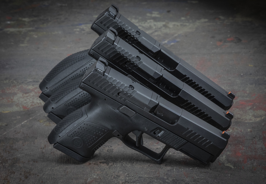 CZ Announcing American-Made, Optics-Ready P-10 Pistols