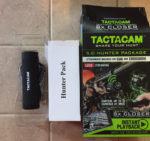 Tactacam: Zoomable Gun Mounted Camera