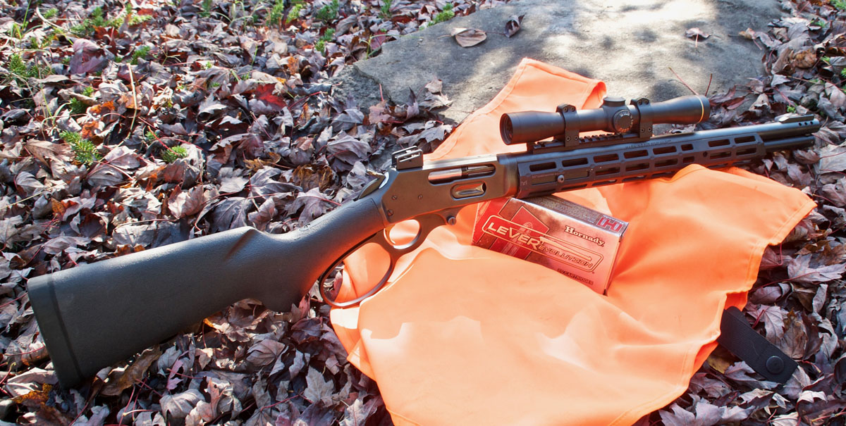 Lever Tactical Big-Bore Takedown Rifle: WWG Co-Pilot Review