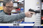 Never Bring a Knife to a Gunfight: Armed Minimart Owner Sends Robber Packing