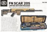 FN America Announces FN SCAR 20S Precision Rifle