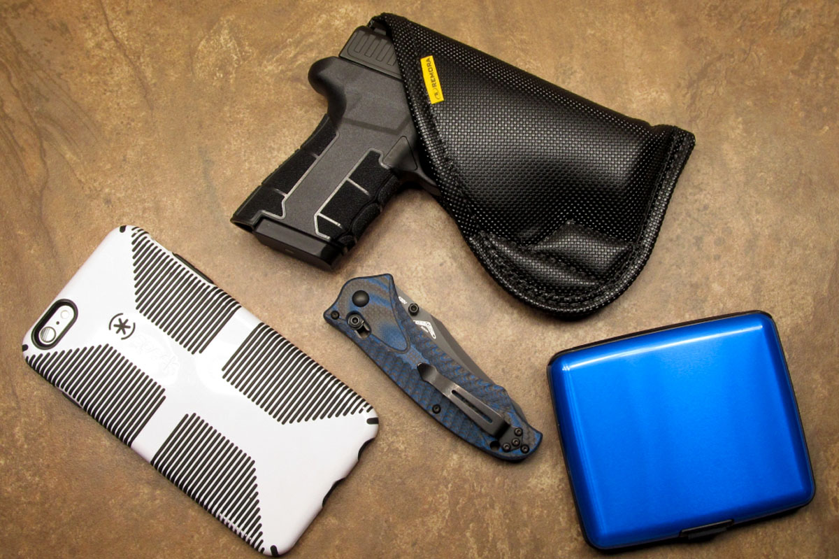For Waistband or Nightstand – The Double Duty AM2 9mm From Diamondback Firearms