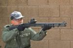 Which gun is best for home defense? Handgun, shotgun, & AR-15 all work, but the AR-15 might be your best choice