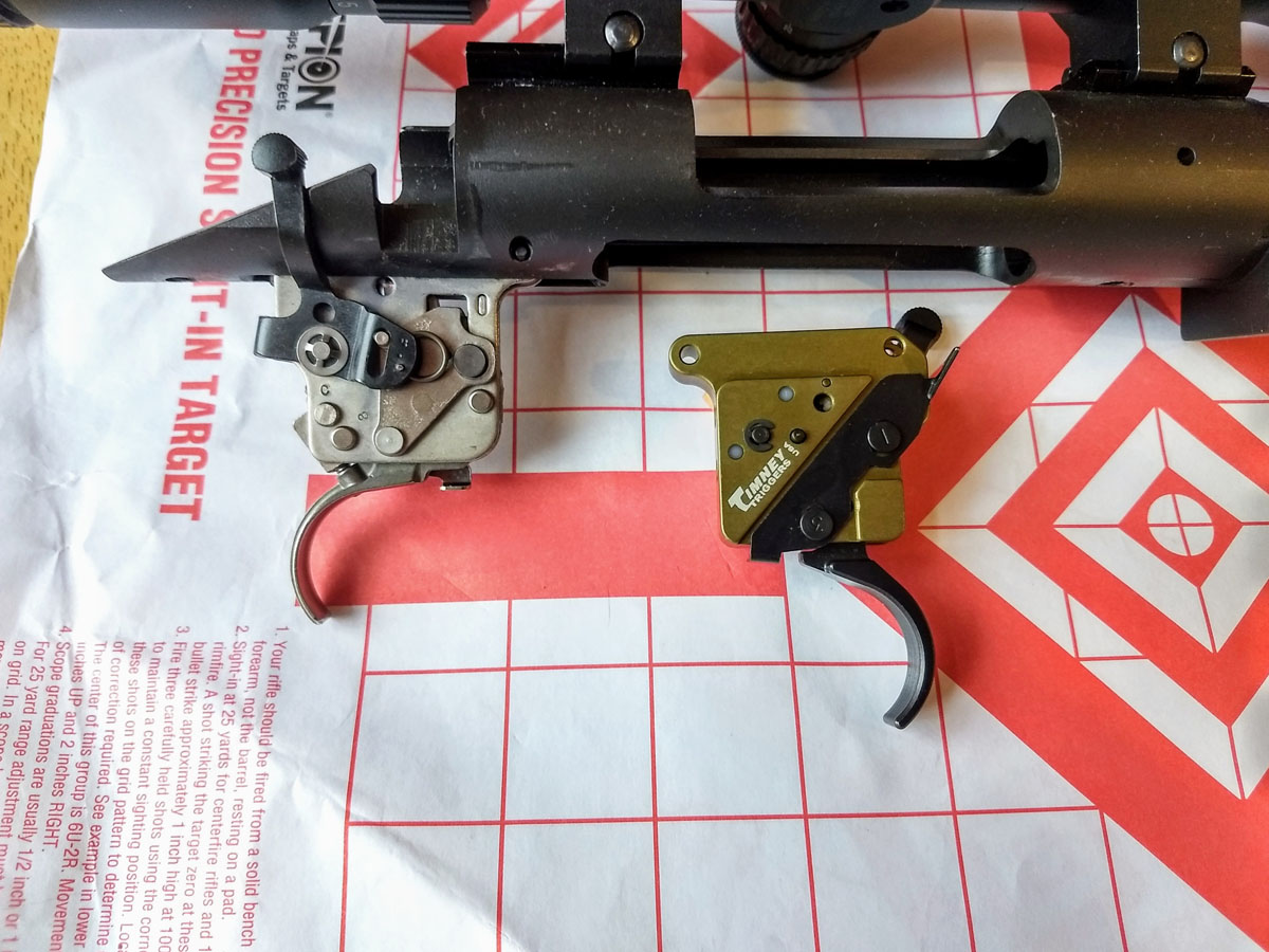New From Timney Triggers: The Elite Hunter for Remington 700 Rifles