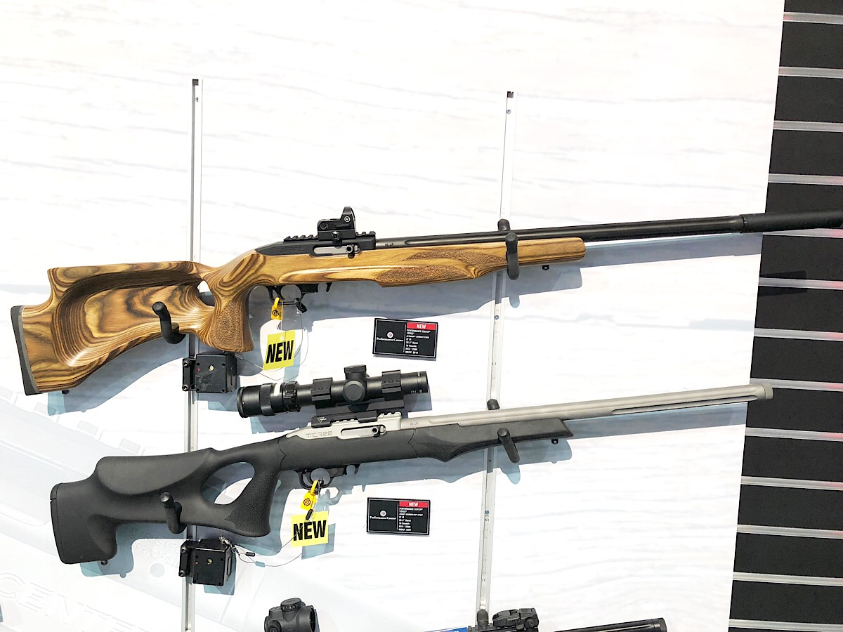 Smith & Wesson Does .22's Right: Performance Center T/CR22 Precision Rimfire Rifles – SHOT Show 2019