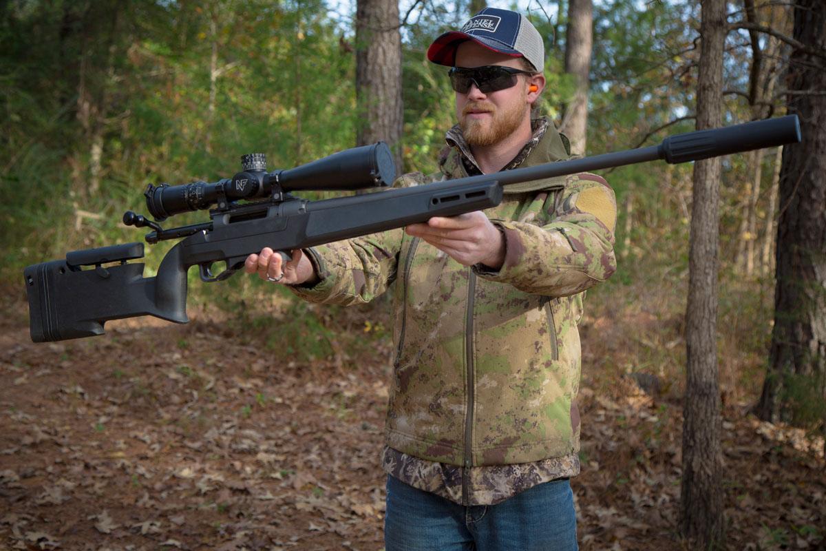 Daniel Defense's Delta 5 Precision Bolt Action Switch Barrel Rifle Review