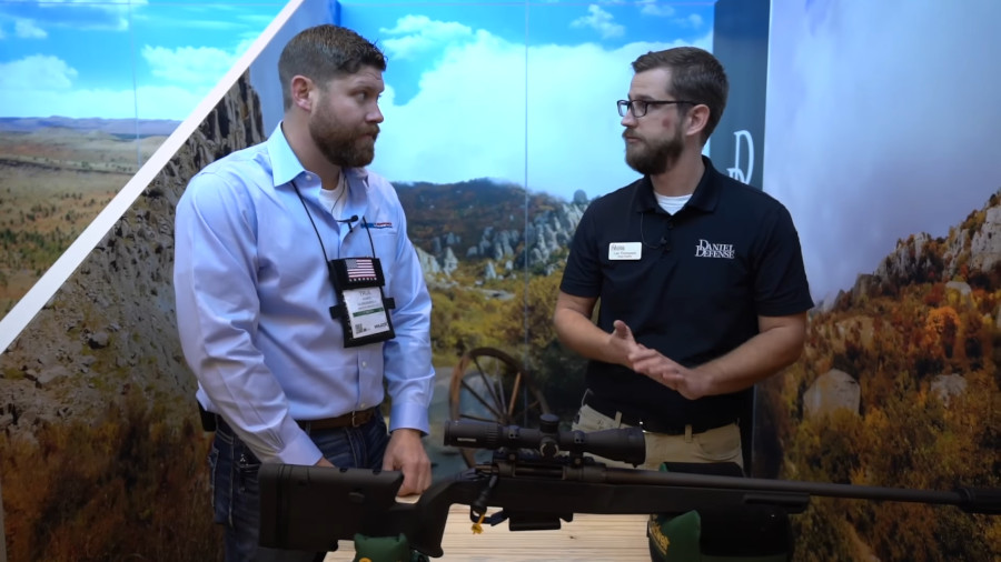 The Daniel Defense Delta 5: The New Breed of Bolt Action – SHOT Show 2019