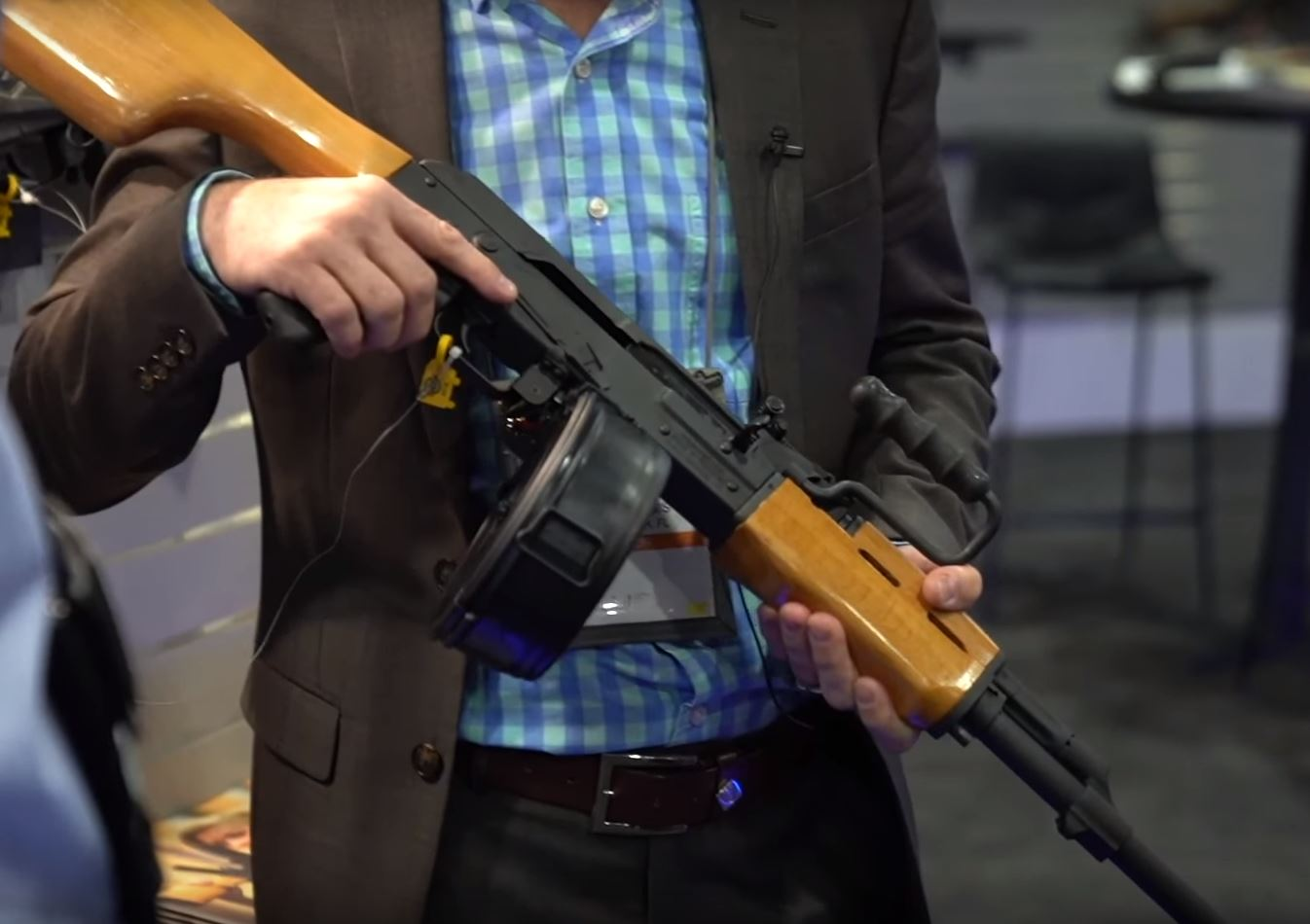 Century Arms AES 10B – SHOT Show 2019