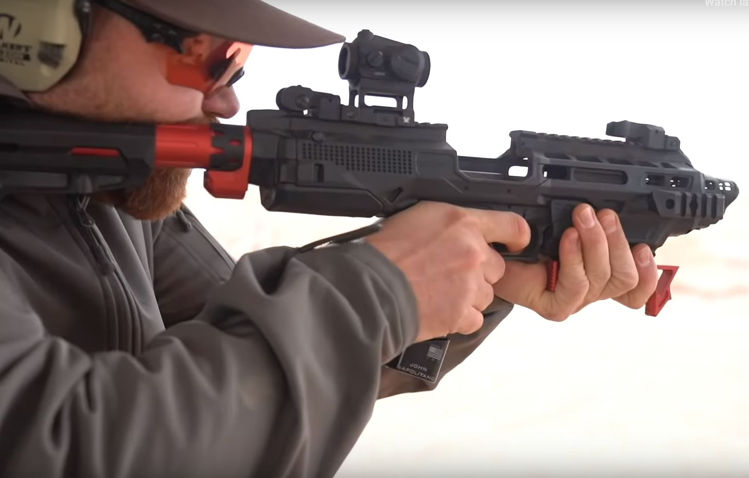 Polymer80 Rolling Out Large-Frame Glock and Kidon Brace Adapter – SHOT Show 2019