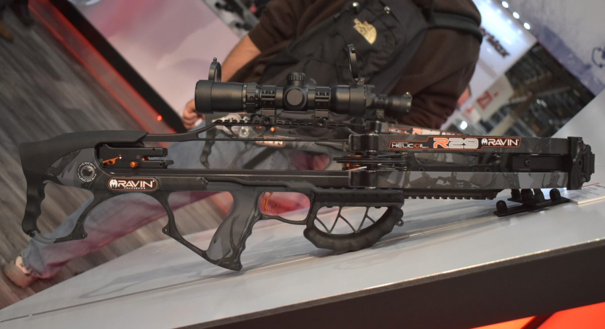 Ravin Crossbows Introduces the Most Futuristic Crossbow Design With the R26 and R29