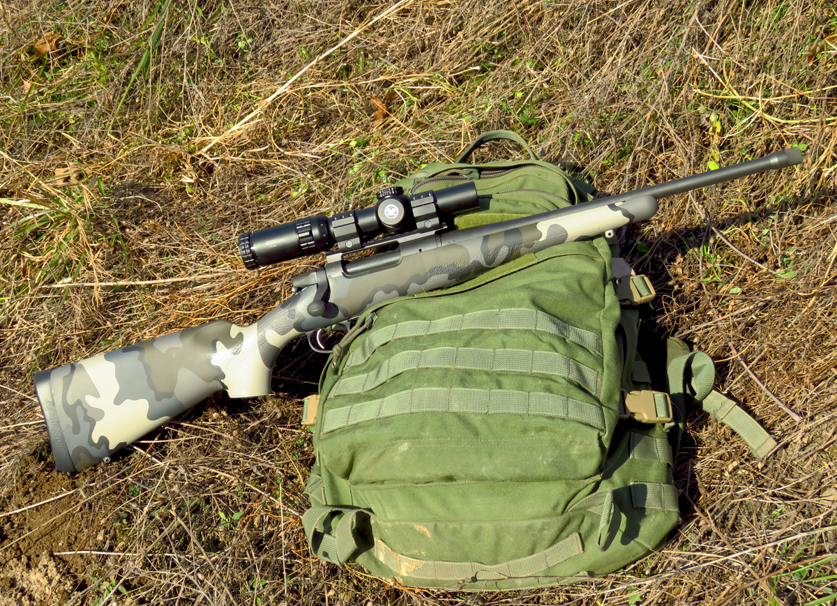 Remington Model Seven Threaded: A Perfectly Practical Rifle