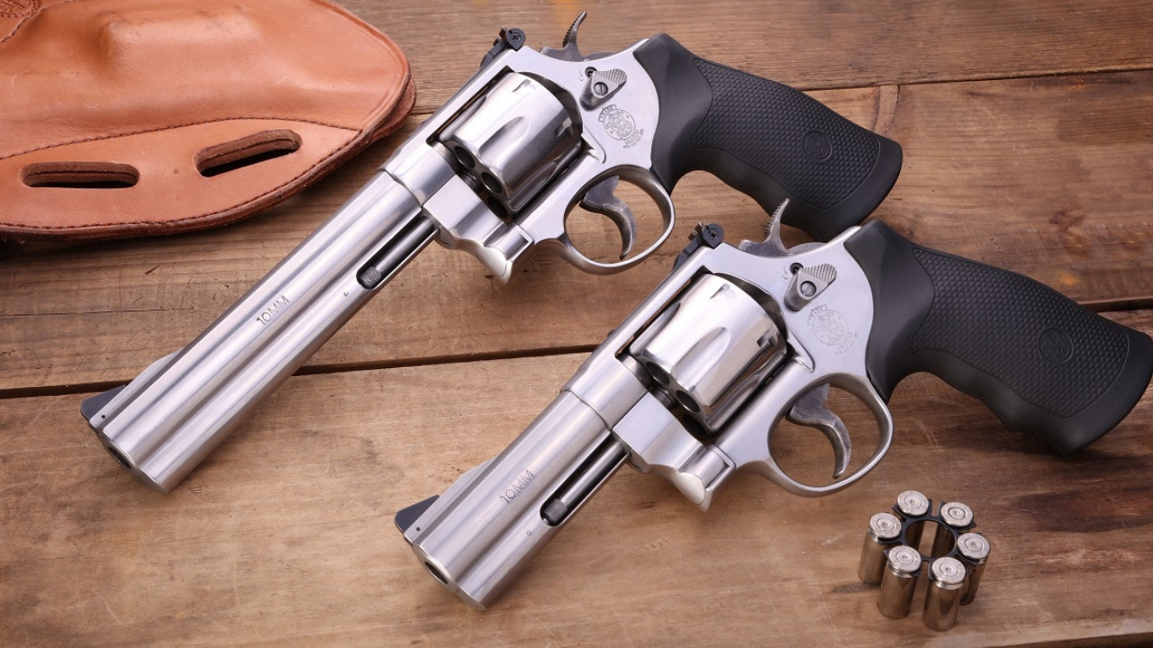 Smith & Wesson Bringing Back the Model 610 in 10mm Auto
