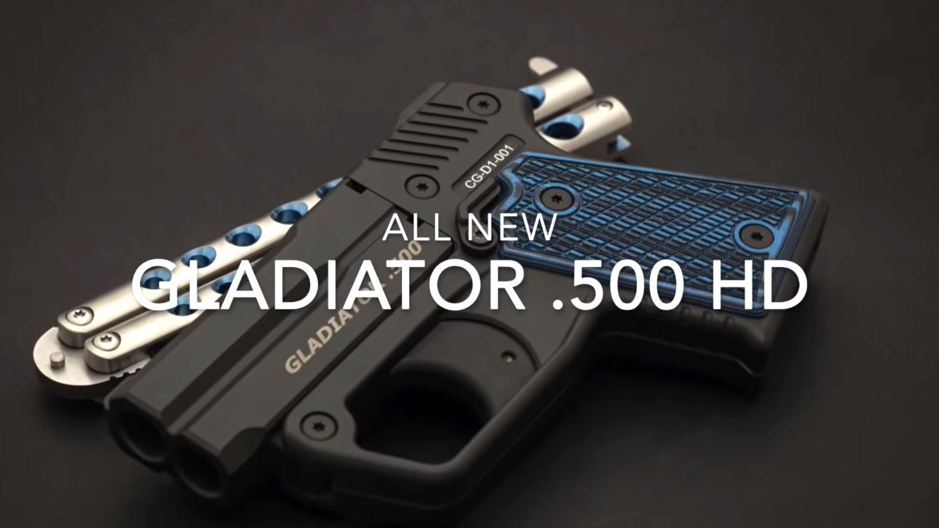 Czech Firm Rolls Out Modern .50-Cal. Black Powder Derringer