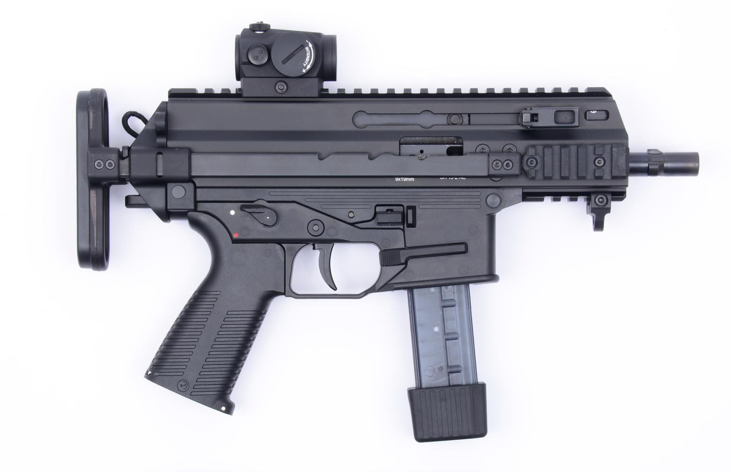 The Army Selects B&T for Its Sub Compact Weapon System