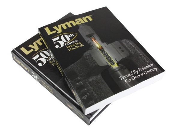 Start Reloading the Right Way With Lyman's 50th Edition Reloading Handbook
