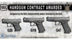 Confirmed: Customs and Border Protection Awards Glock $85 Million Contract for Glock 19, 26 and 47!