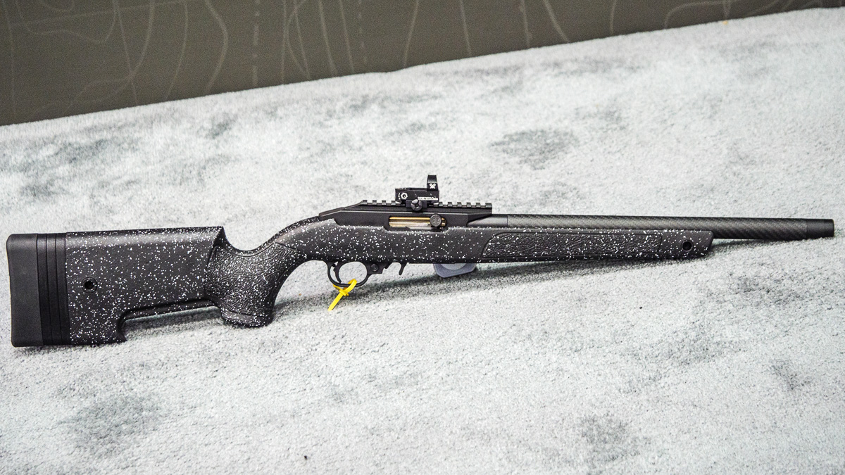 Bergara Unveils Feature-Rich 10/22 Clone at a Sweeeet Price Point – NRA 2019