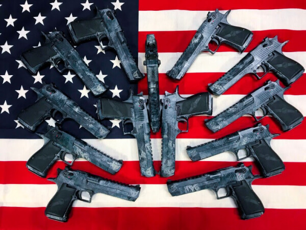 Kahr Firearms Group Completes Donations for Veterans