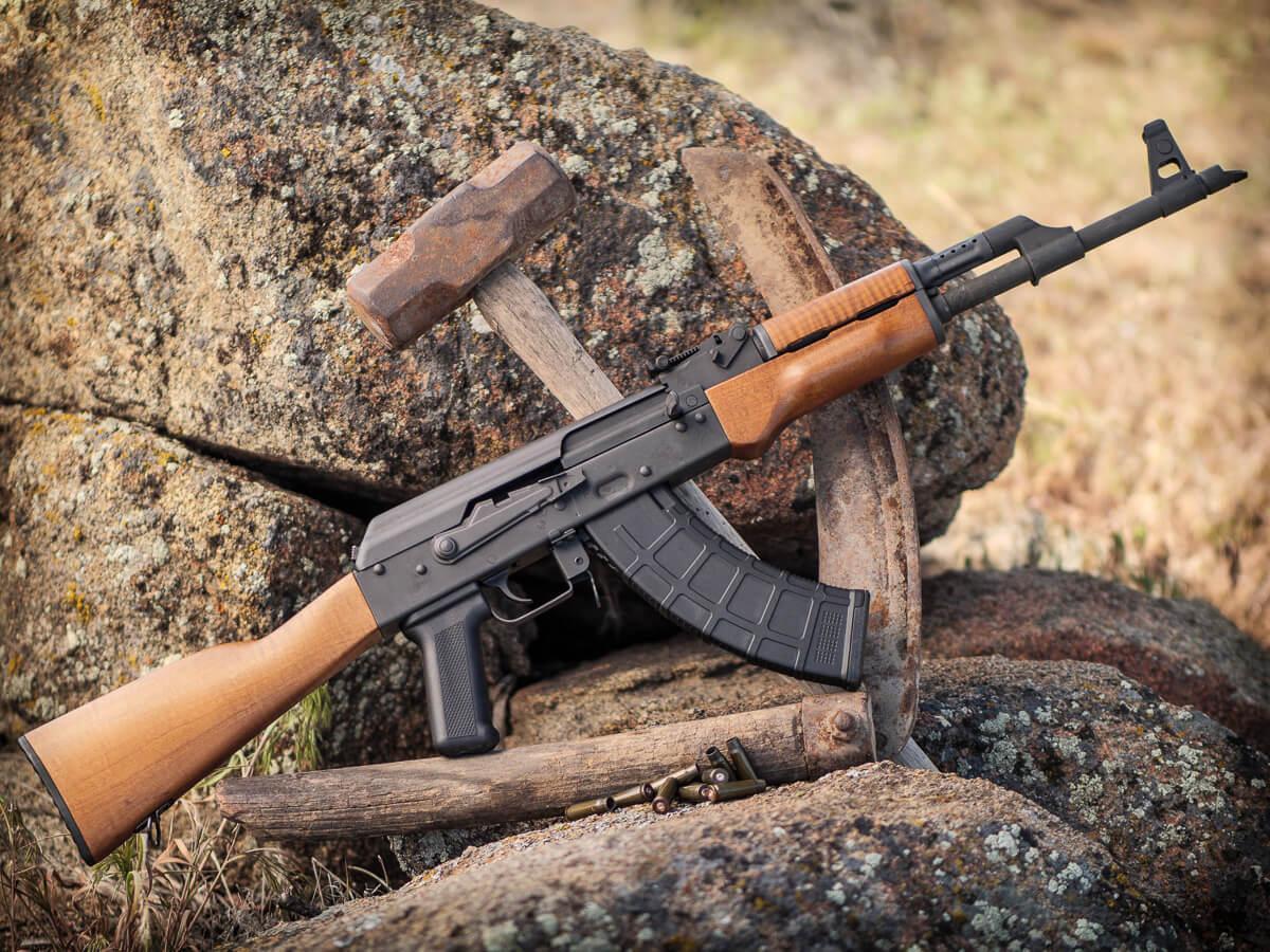 Review: Century Arms' USA-Made VSKA AK47