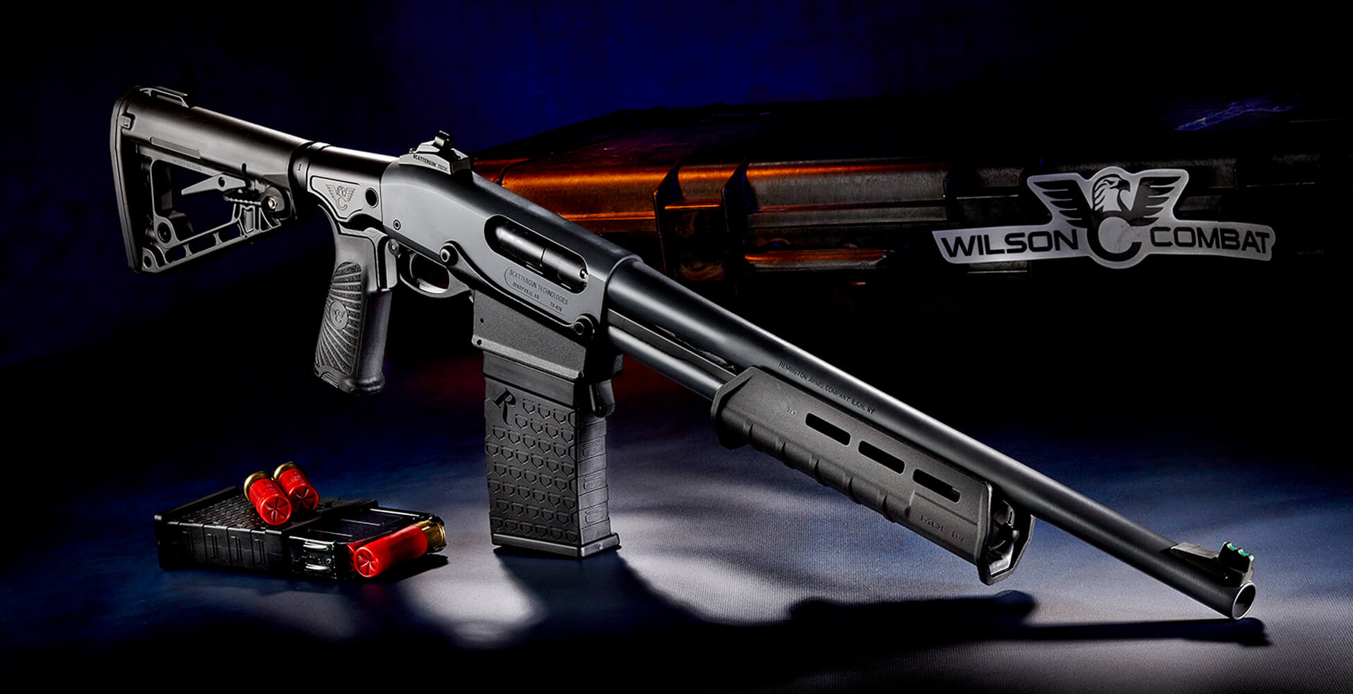 Wilson Combat Takes on the Mag-Fed Remington 870
