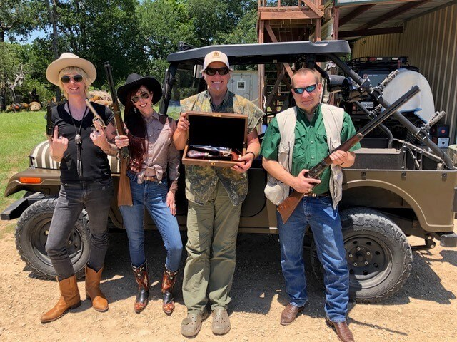 Cimarron Firearms Signs on with American Sporting Legend, Ted Nugent