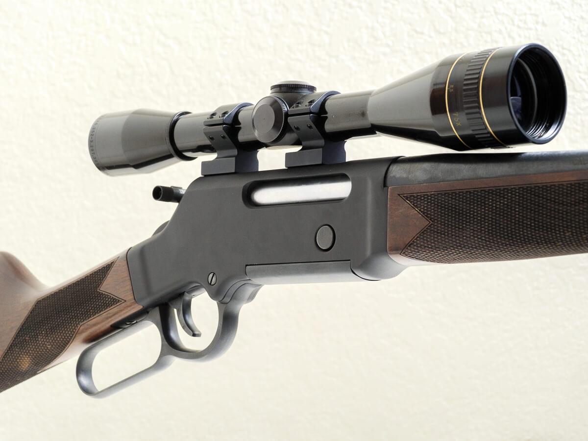 Henry's Long Ranger Is A Lever Gun For The 21st Century