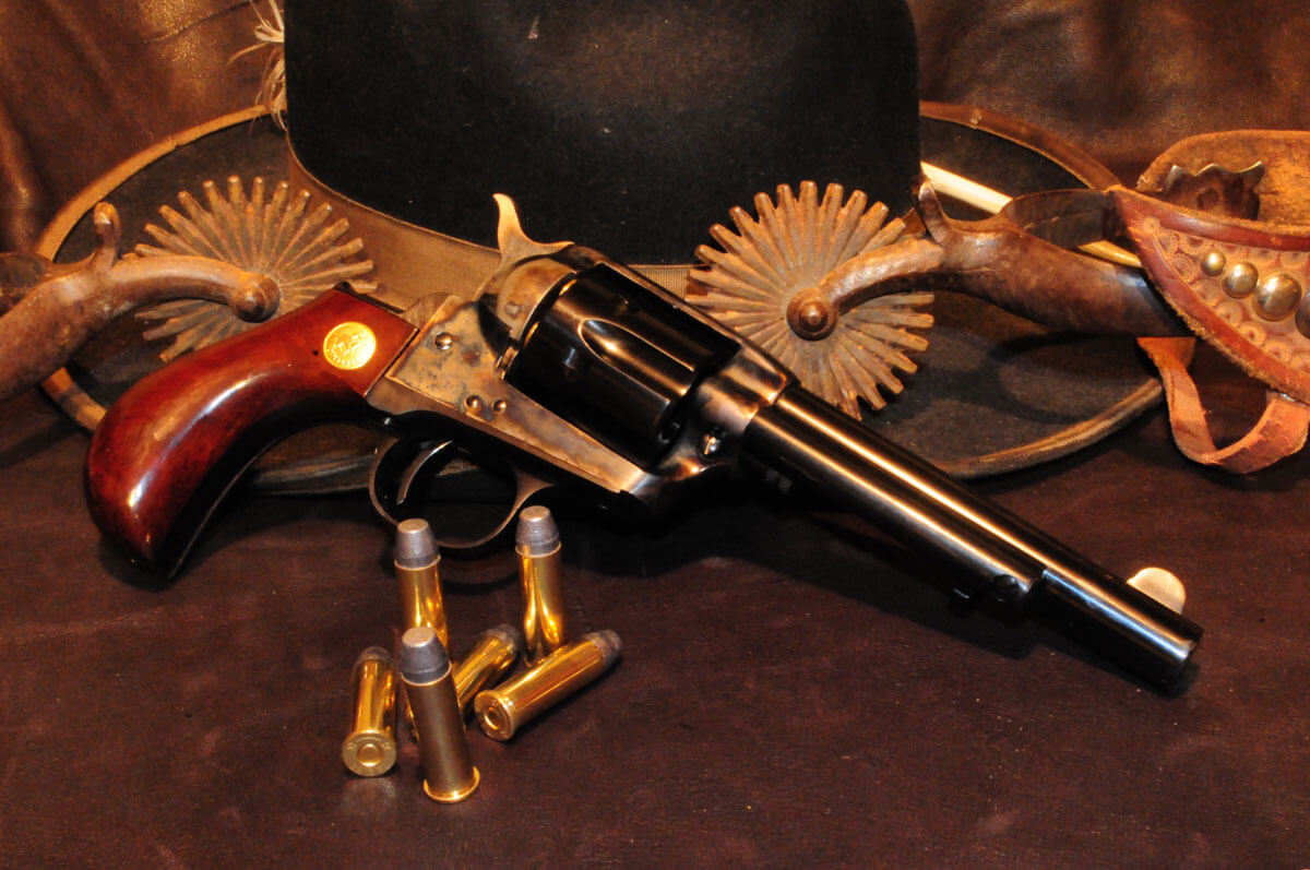 Cimarron Lightning Revolver Review