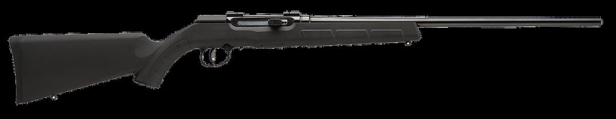 Savage Chambers Popular A17 Semi-Auto Rimfire Rifle In Flat-Shooting HM2