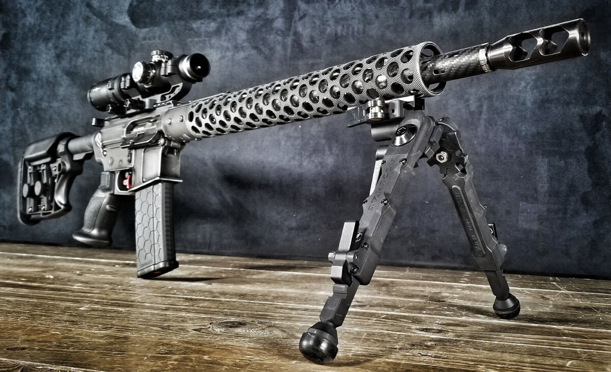No Compromise DIY: Building a Race Ready AR-15 Dream Rig