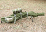 Range Essentials From TAB Gear: Rifle Cover, Shooting Mat, Rear Bag