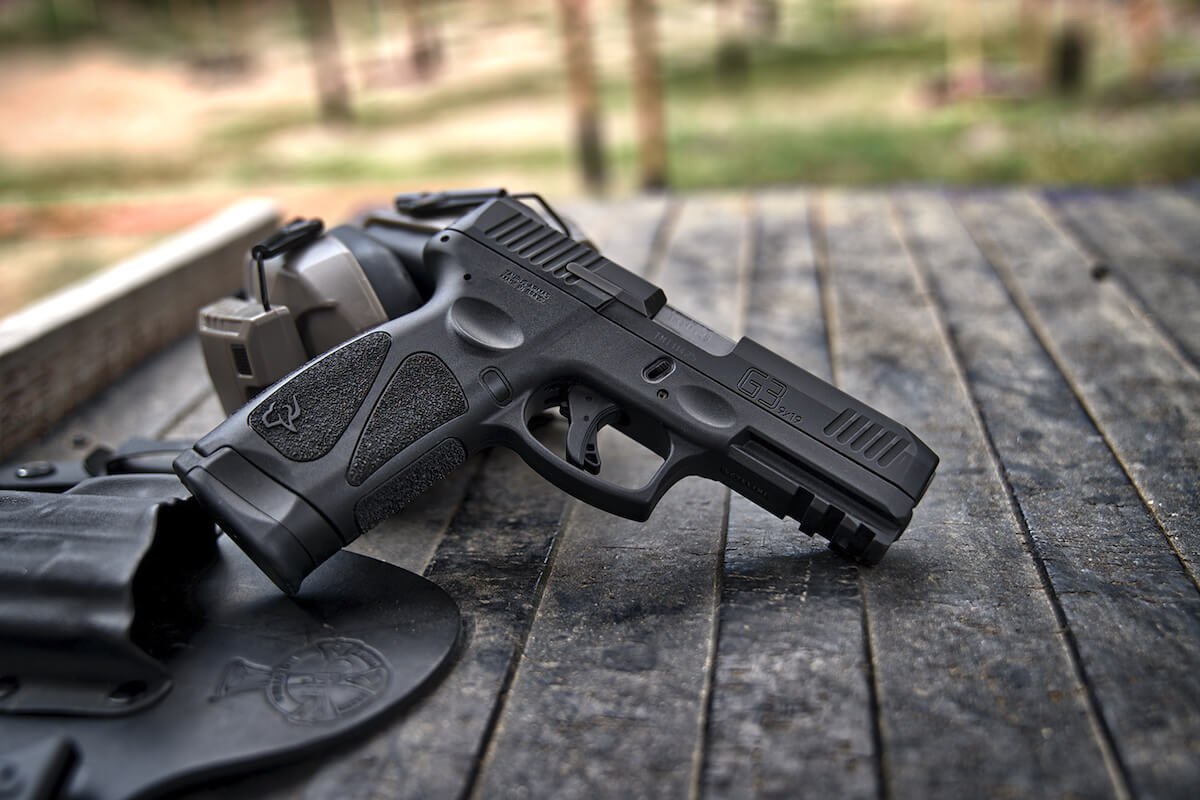 New Taurus G3 Polymer 9mm Pistols Now Shipping to Dealers Nationwide