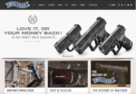 Walther Launches New Website Targeting Innovative Customer Experience and Education