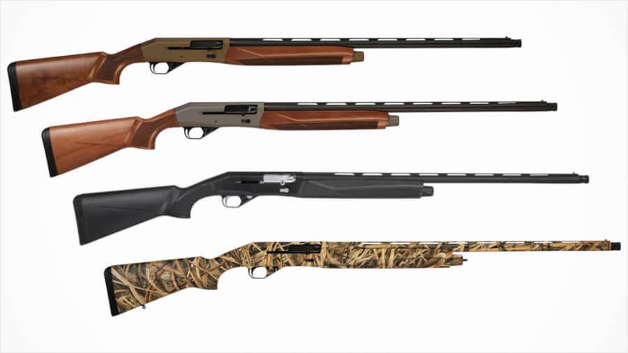 CZ-USA Prepping 4 New, Updated Shotguns Including Inertia-Driven Models